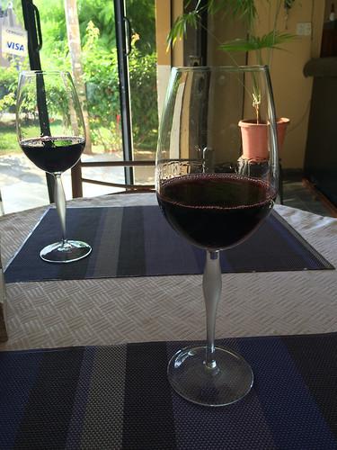 Ica: vin péruvien. Pas mal du tout !