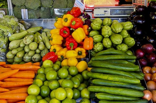 Vegetais alimentares (série com 5 fotos)  //  Vegetable food (series with 5 photos)