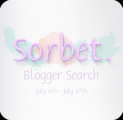 Sorbet. Blogger Search - CLOSED