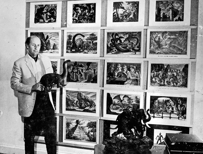 Ray Harryhausen - 3