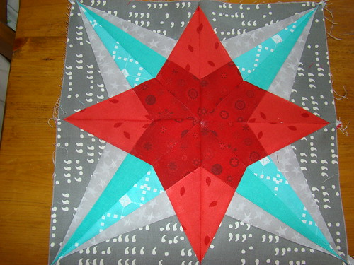 May block for Lucky Stars BOM