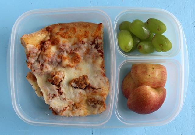 3rd Grader Pizza Bento #753