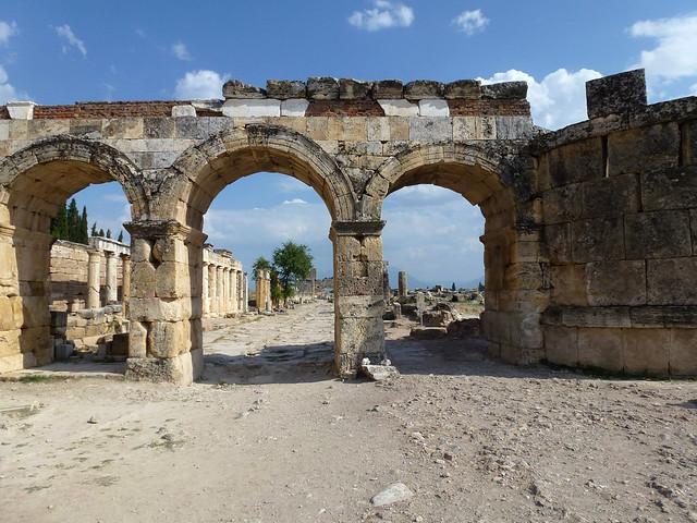 Turquie - jour 12 - De Kas à Pamukkale - 135 - Hierapolis
