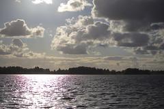 Wolkenspiel am letzten Tag