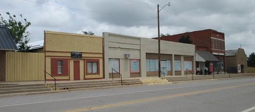 Storefront Block (Sterling, Oklahoma)
