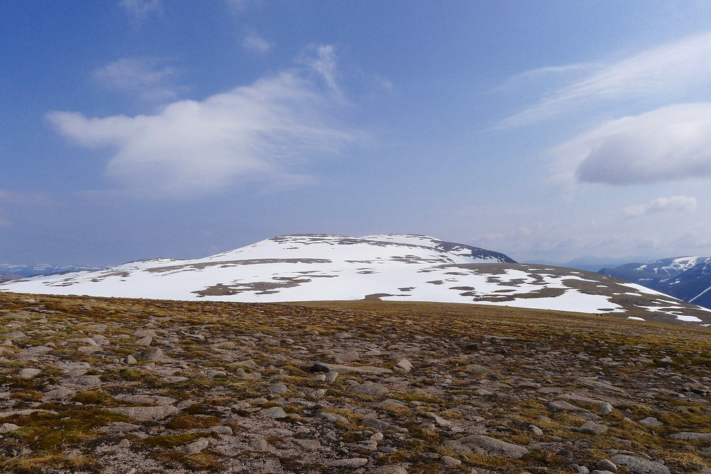 Summit of Macdui
