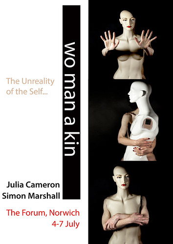 wo man a kin Julia Cameron and Simon Marshall
