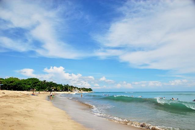 印尼峇里島-庫塔海灘 Kuta Beach, Bali