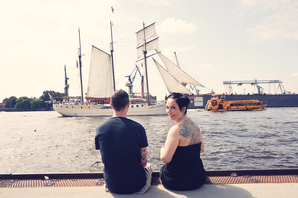 Paarfotografie Hamburg