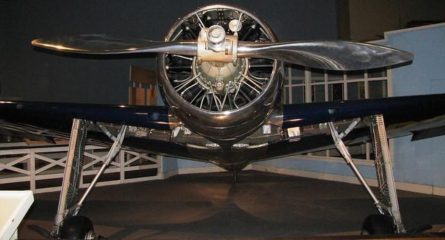 NM582 - Civilian - American - Hughes H-1 - Racer - 1935