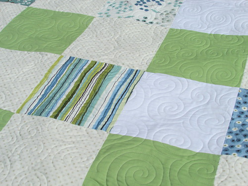 Leigh's Quilt #1 close-up