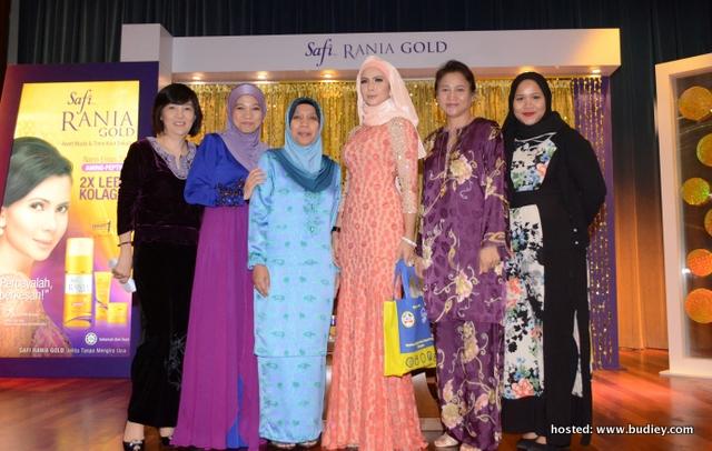 Rozita Che Wan Syawal Emas Bersama Safi Rania Gold