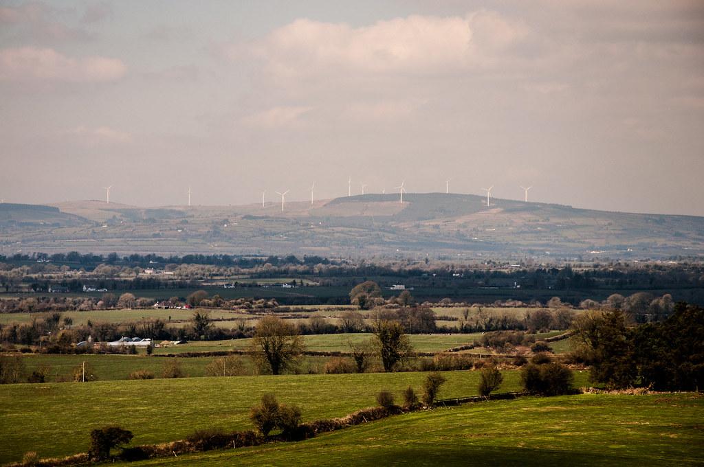 Irish Wind Farms