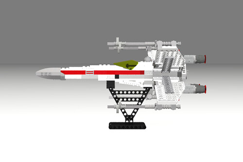 X-wing With stand