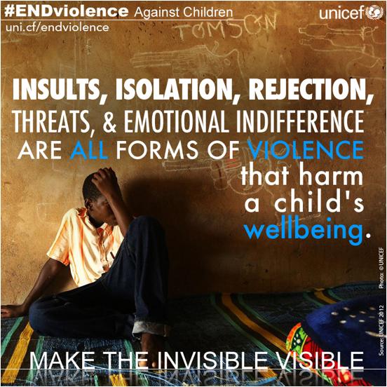 Unicef ENDviolence