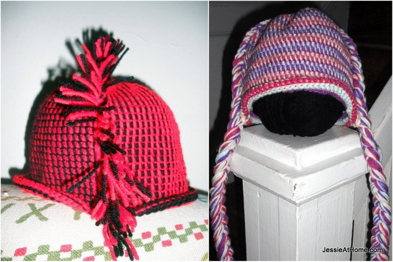 Tunisian-crochet-free-pattern-Moe-hat-with-braids