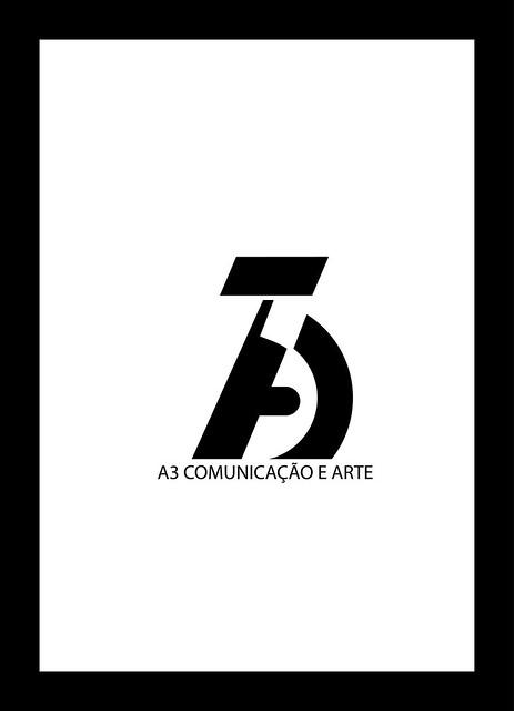 A3 Comunicação & Arte - Logotipo Experimental