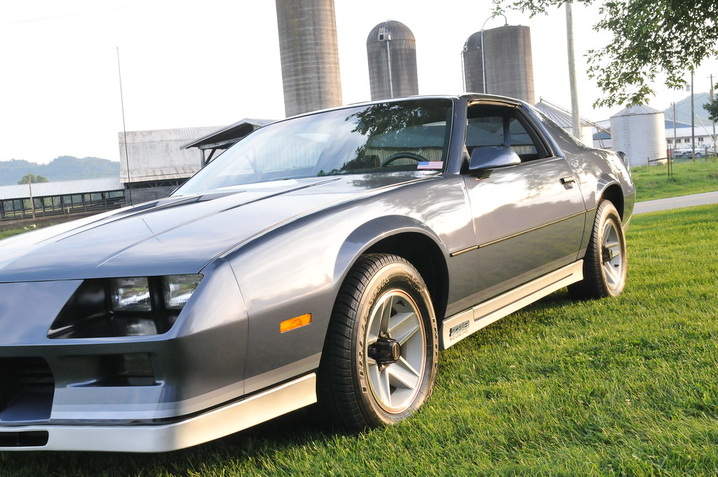 Kentucky 1984 Camaro Z 28 H O 5 Speed For Sale Third