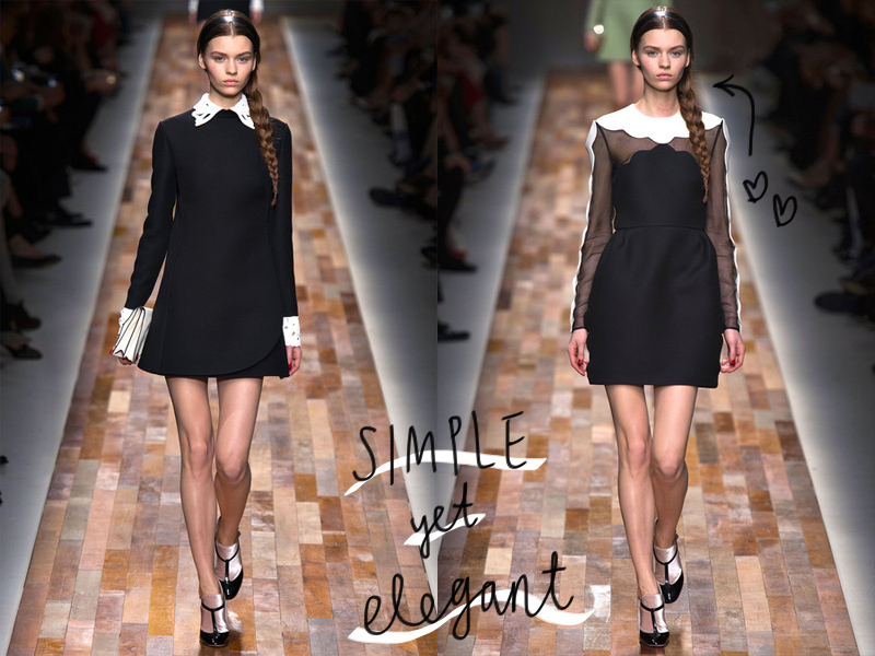 Valentino Fall 2013 Ready-To-Wear