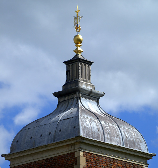 Tower Roof at Hatfield House