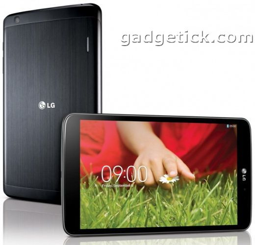 Планшет LG G Pad 8.3