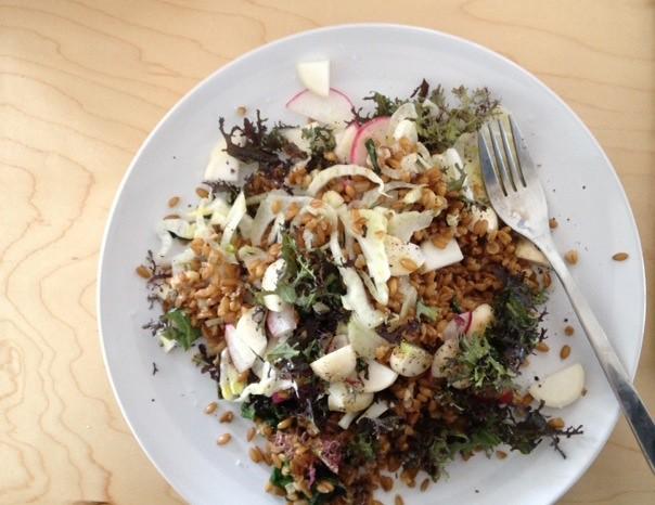Grain Salad from Food52