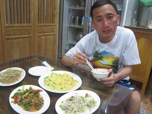 06-2013澎湖-令人食指大動的晚餐