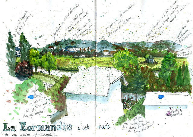 Normandy Holidays Homework #2 - Horizon