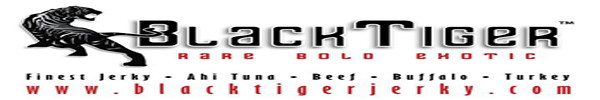 Black Tiger Jerky