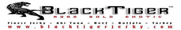 Black Tiger Jerky