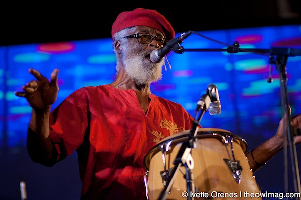 Sun Araw and Congos @ Station to Station, LA 9/26/13