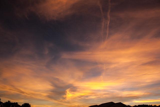 273/365 [2013] - Last Sunset of September