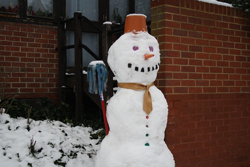 Snowman - 2012