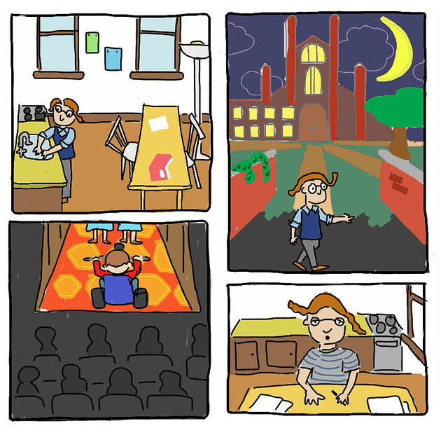 Day Comic 02
