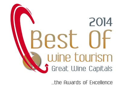 Label Best Of Wine Tourism 2014