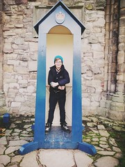 Holyrood booth pose