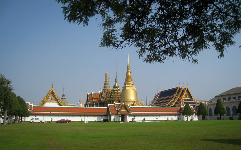 Bangkok-Grand Palace