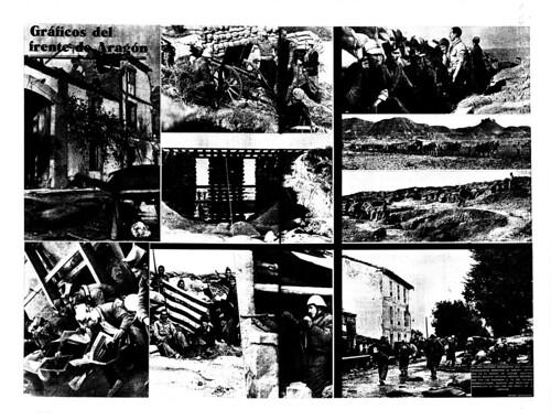 Frente de Aragón, La Vanguardia 6 de noviembre de 1936. by Octavi Centelles