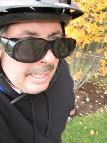 "Eddie K, ""The Lunchtime Roller Blader.""  Des Plaines Illinois.  Early November 2013. by Eddie from Chicago"