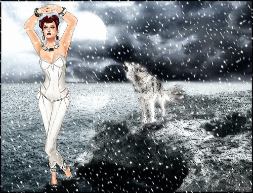 She Wolf... by ♥Caprycia♥