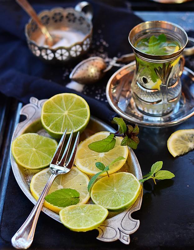 mint tea.13
