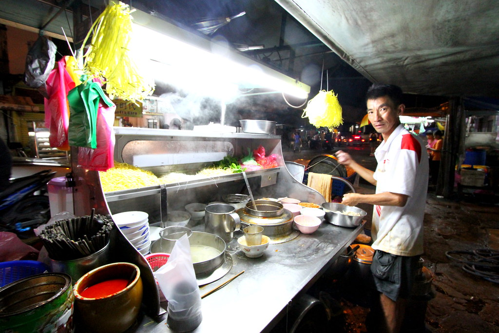 Penang Food Guide: Hokkien Mee @ Jelutong Night Market Store
