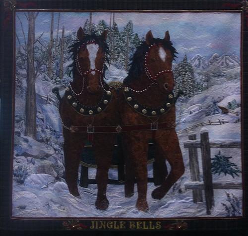 Jingle Bells~ Kathy McNeil