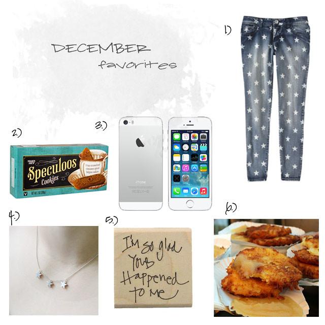 DecemberFavorites