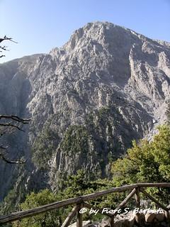 Crete [GR], 2006, Samaria Canyon.