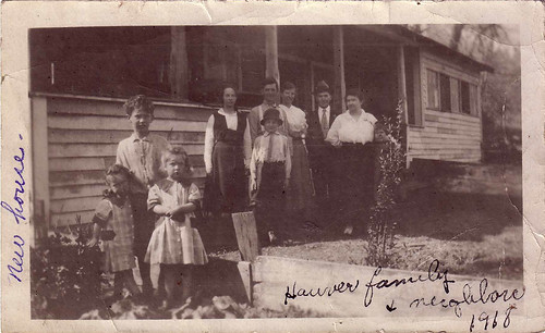 1918 Ben Hawver Family & Neighbors