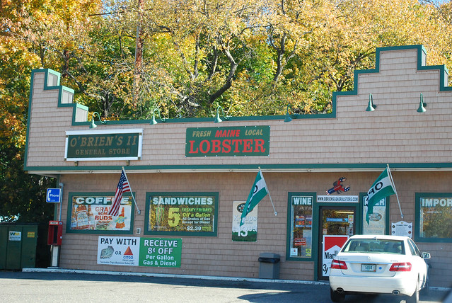 Leg 4-New Hampshire gas station lobster