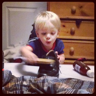 Montessori boy ;)