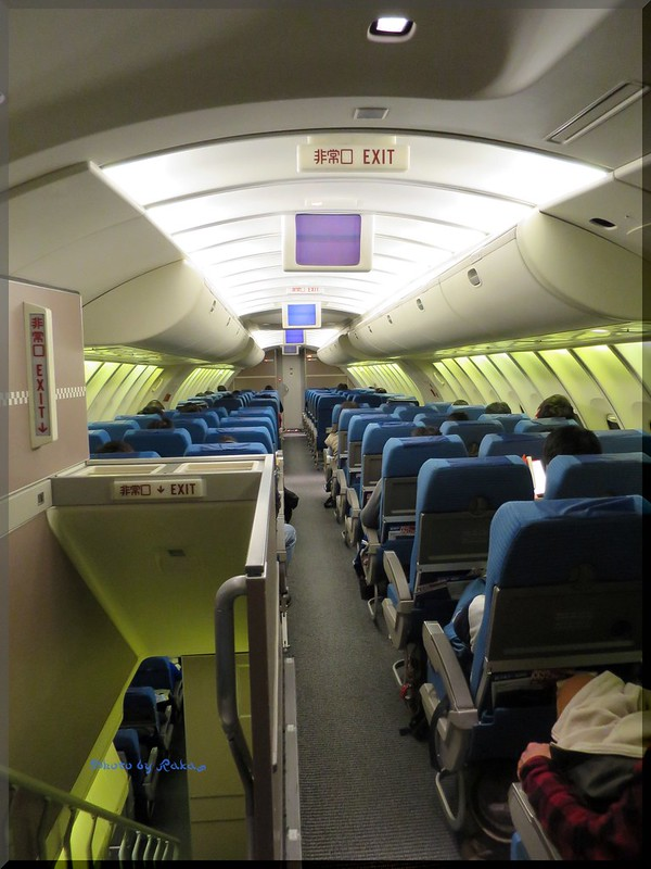 Photo:2013-12-28_Life Log Book_【ANA】747ジャンボに乗ってきました。ラストフライトへのカウントダウンが始まってます!-01 By:logtaka