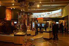 National Football Museum, Manchester, England.